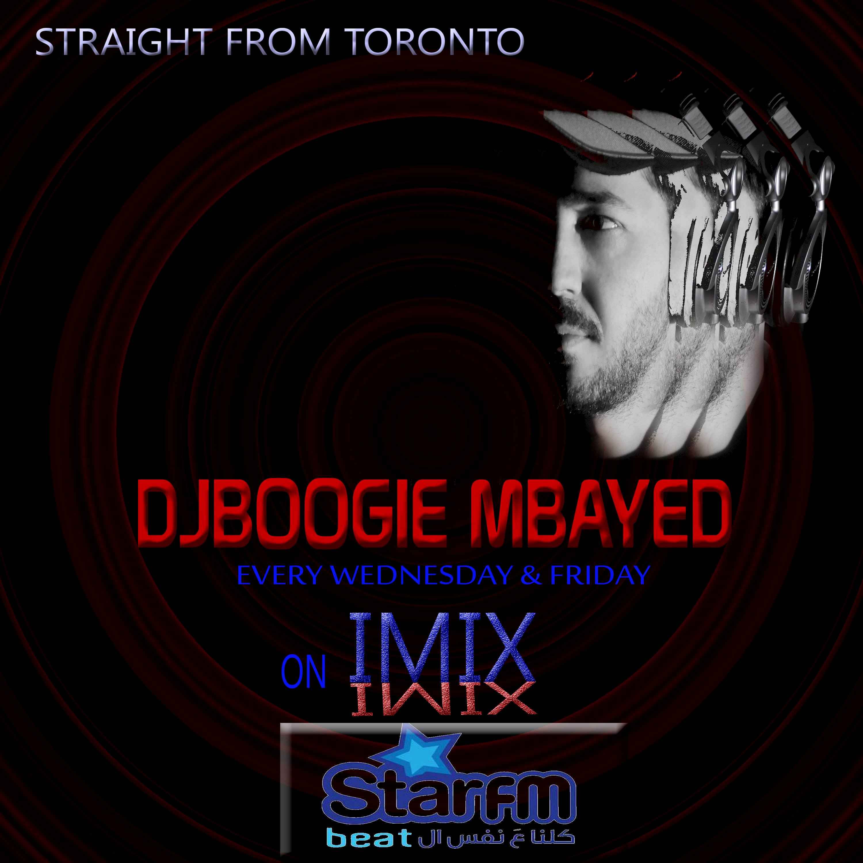 IMIX Deep Chill with DJ BOOGIE