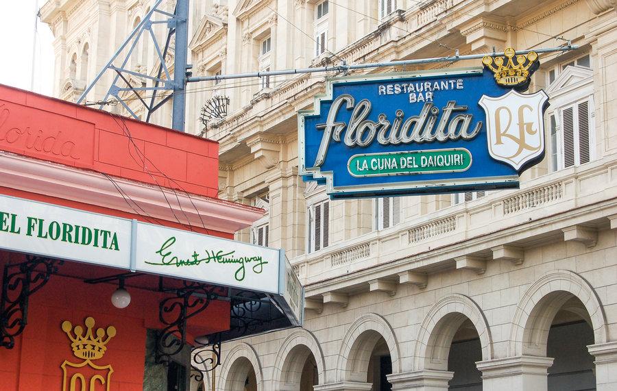 Restaurante - Bar Floridita
