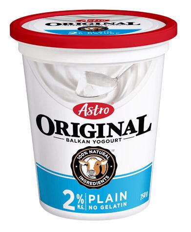 Astro® Original Balkan Nature 2 % 750 g*_*Astro® Original Balkan Plain 2 % 750 g*_*Astro® Original Balkan Natural 2 % 750 g