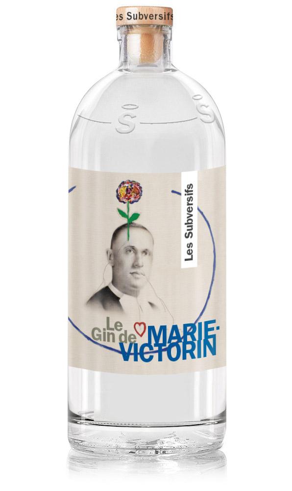Le gin de Marie-Victorin (gin aux panais) 750 mL*_*Marie-Victorin