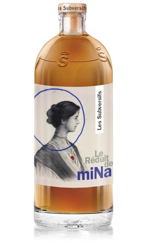 Le réduit de Mina (gin à l