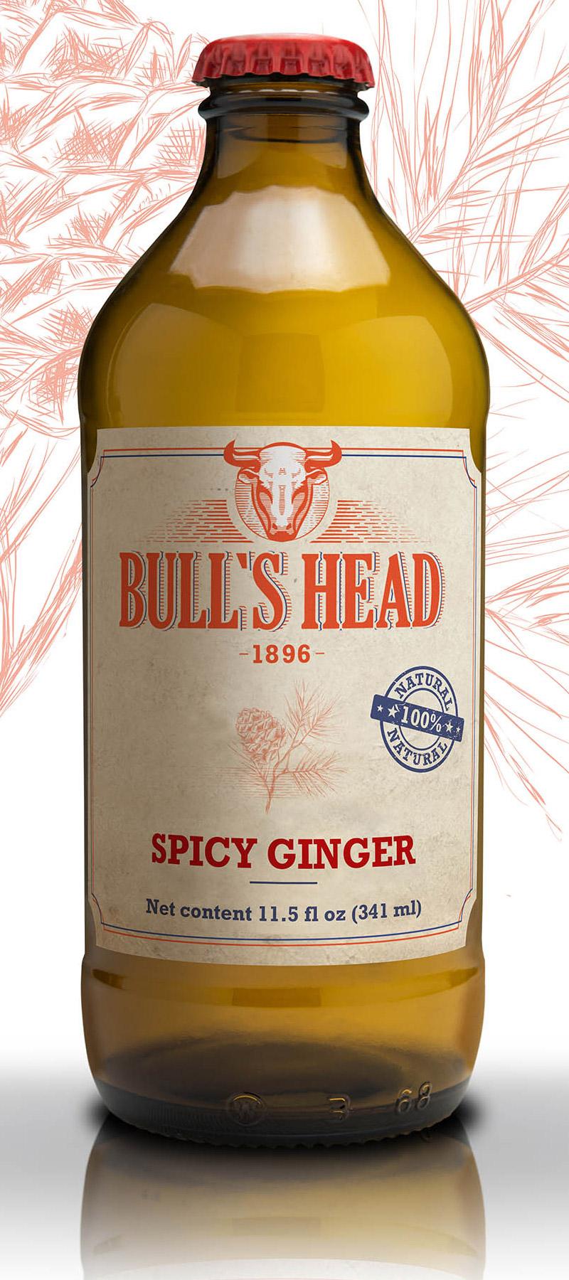Bière Épinette Gingembre  341 mL*_*Ginger Spruce Beer 341 mL*_*Cerveza Picea y Jengibre 341 mL