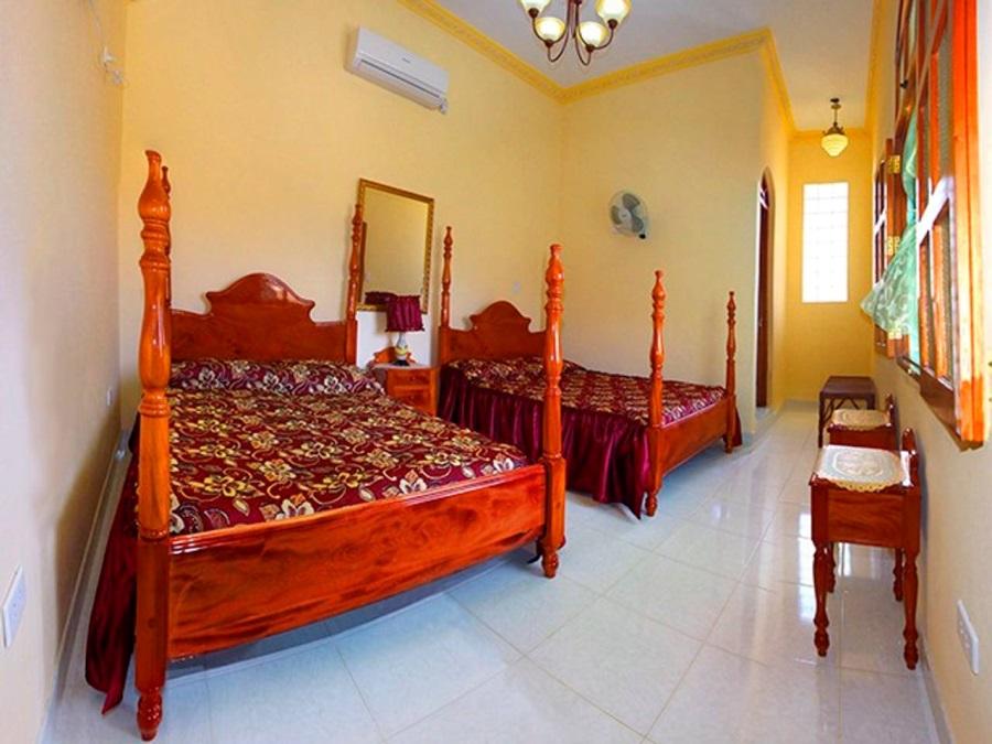 Habitación privada (35 / por noche) - Casa de Olga Sánchez Bastida