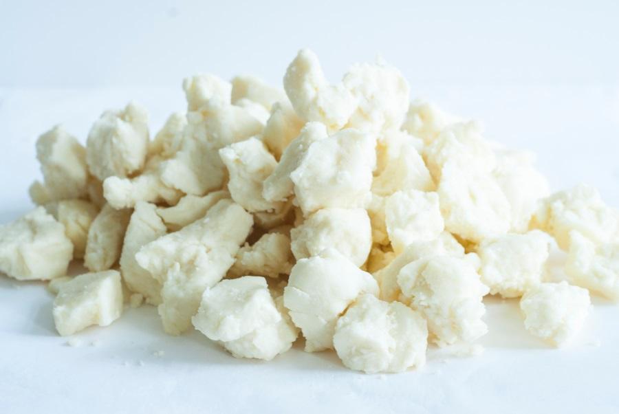Cheddar en grains 100% Québécois (Poutine)*_*Cheddar curds 100% Quebec (Poutine)*_*Cheddar en granos 100%  Quebec (Poutine)