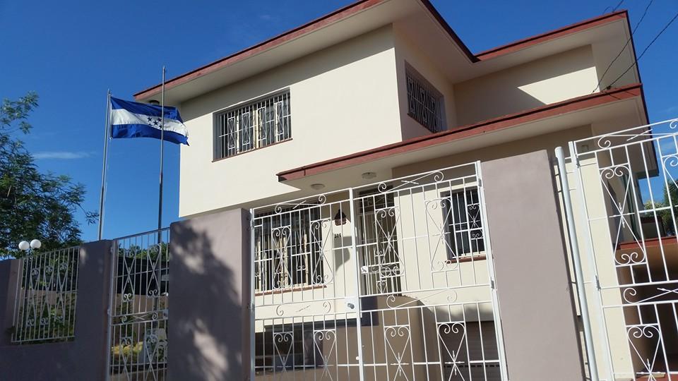 Embajada de la República de Honduras