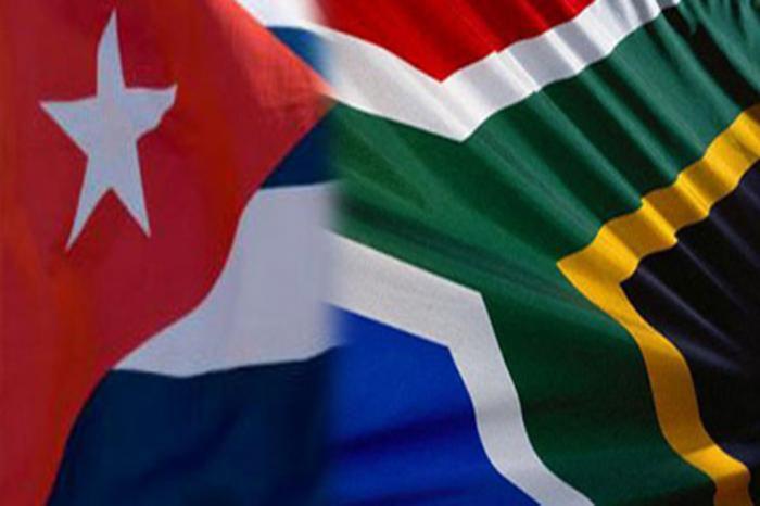 Embajada de la República de Sudáfrica