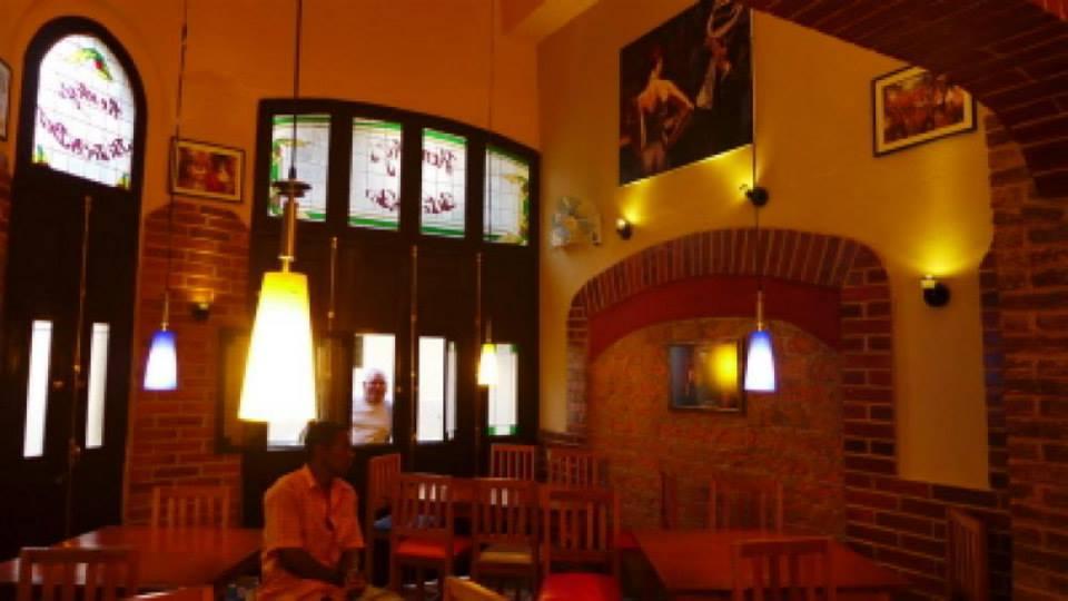 Restaurante Henkys Bar