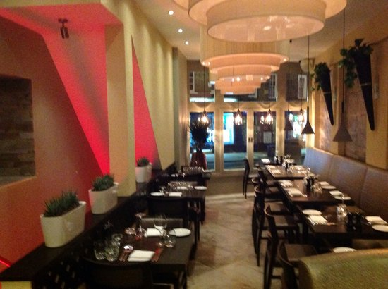 Restaurante Grill Aqua´s
