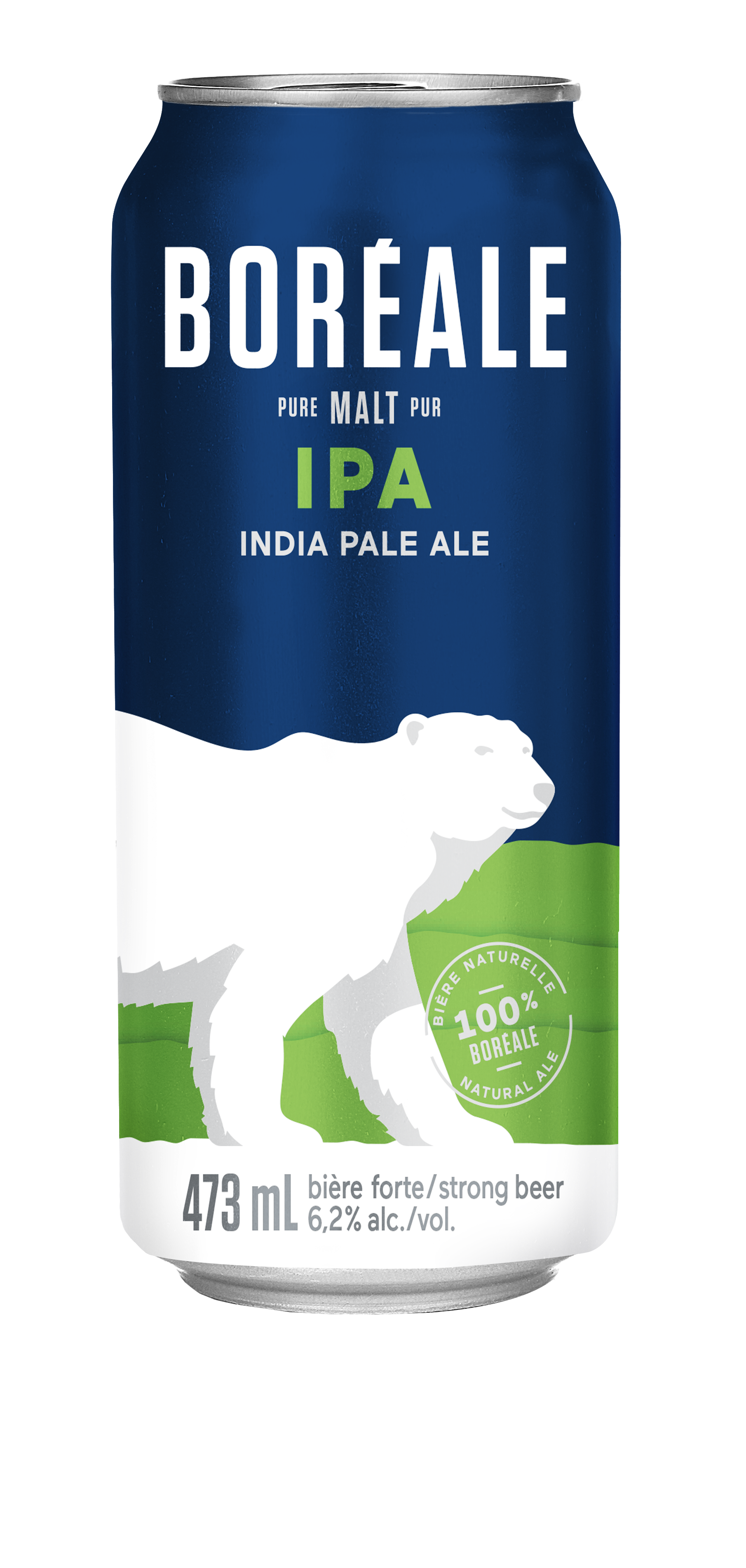Bière forte de type India Pale Ale 473 mL - canette*_*Beer strong taste type India Pale Ale 473 mL - can*_*Cerveza IPA  473 mL - Lata