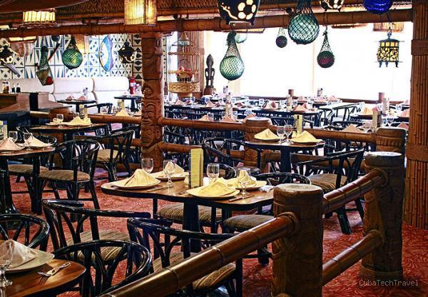 Restaurante Oriental Polinesio - Bar