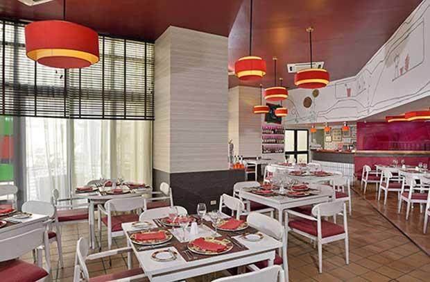Restaurante Italiano La Piazza